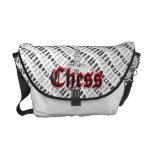 Chess Designer Bag Messenger Bags