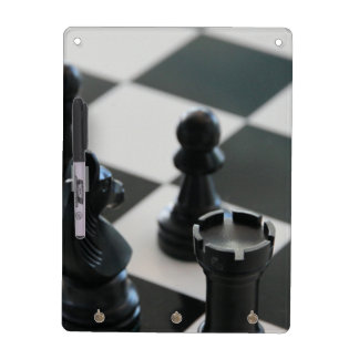 Chess Dry-Erase Board