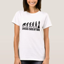 Chess evolution T-Shirt