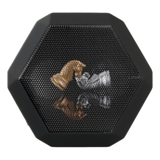Chess Game Black Bluetooth Speaker