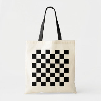 Chess Game Board Tote Bag