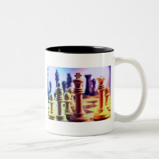 Chess Game Coffee Mug