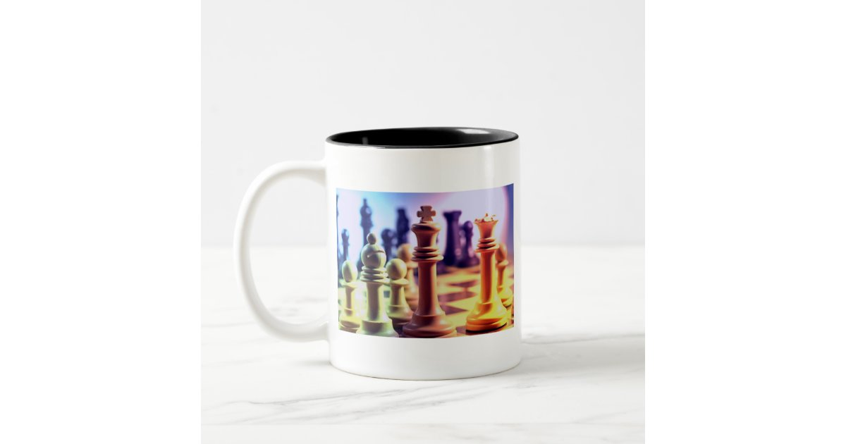 Chess Game Coffee Mug Zazzle