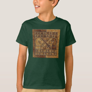 CHESS GAME IN STONE T-Shirt
