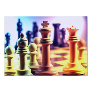 Chess Game Invitation