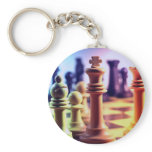 Chess Game Keychain
