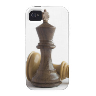 Chess Game Over iPhone 4/4S Cover
