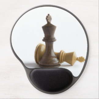 Chess Game Over Gel Mouse Pad
