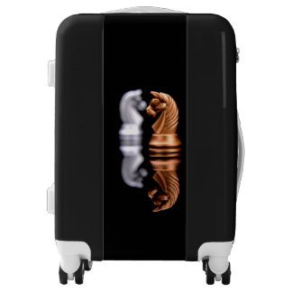 Chess Game Play Luggage