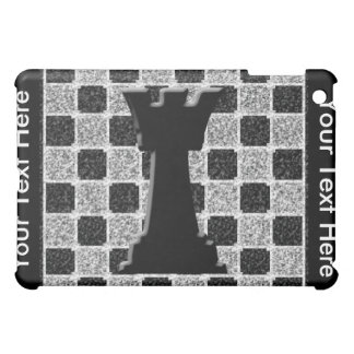 Chess Game Rook and Board Case For The iPad Mini