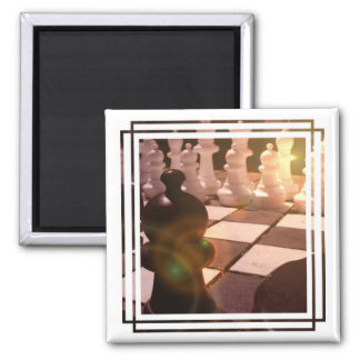 Chess Grandmaster Magnet Fridge Magnet