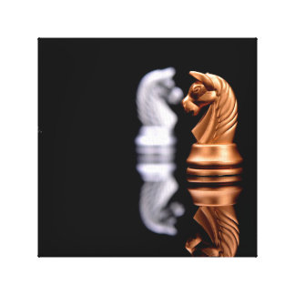 Chess Hobby Sport Canvas Print