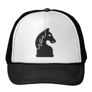 chess horse trucker hat