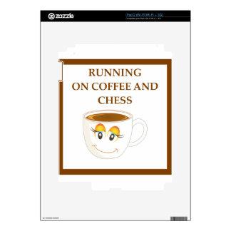 CHESS iPad 2 SKIN