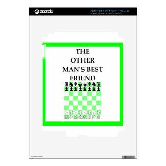 chess iPad 3 decal