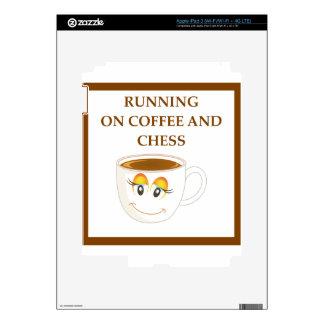 CHESS iPad 3 SKINS