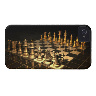 Chess iPhone 4 Case-Mate Case