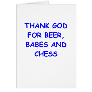chess joke card