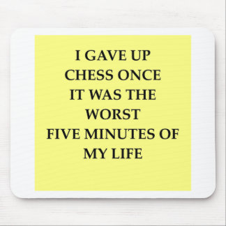 CHESS.jpg Mouse Pad