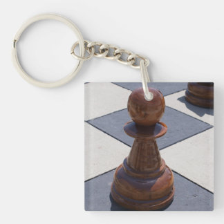 Chess Key Chain