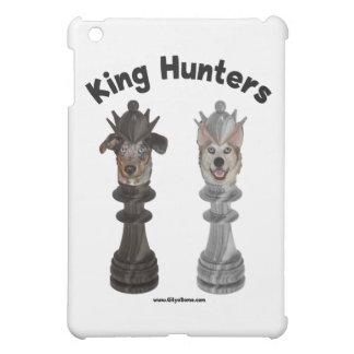 Chess King Hunters Dogs Cover For The iPad Mini