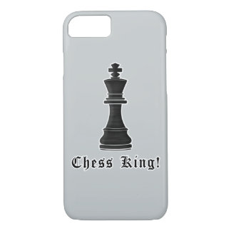 Chess King iPhone 8/7 Case