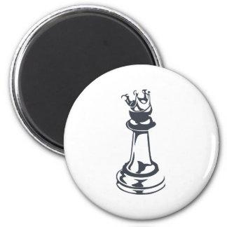 Chess - King Fridge Magnets