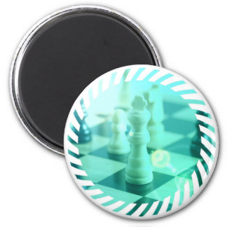 Chess King Magnet Magnets
