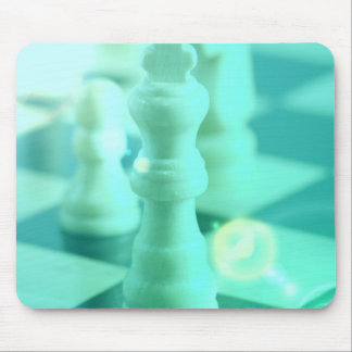 Chess King Mouse Pad