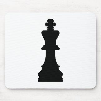 Chess king mousepads