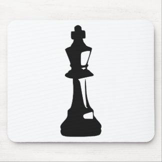 Chess - King Mouse Pad
