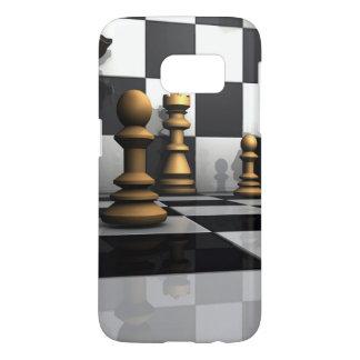 Chess King Play Samsung Galaxy S7 Case