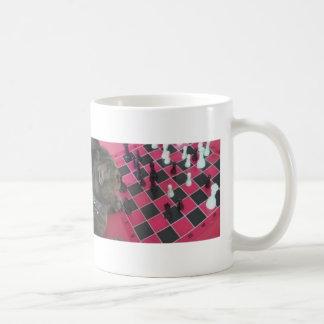 Chess Kitty Jokeapptv Mug! Coffee Mug