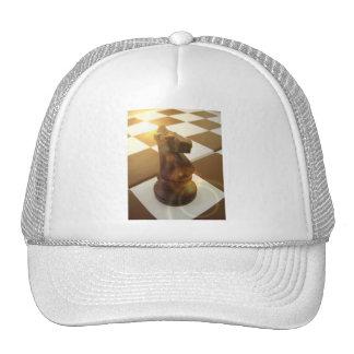 Chess Knight Baseball Cap Hat