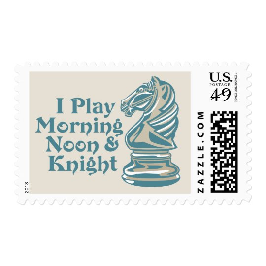 Chess Knight Postage