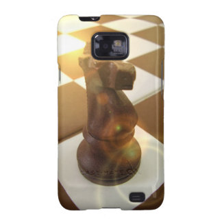 Chess Knight Samsung Galaxy Case Galaxy SII Covers