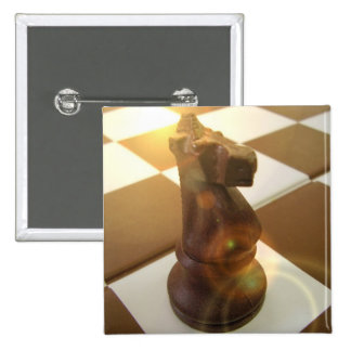 Chess Knight Square Pin