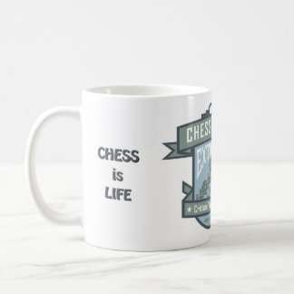 Chess Life, Critical Thinking Skills Coffee Mugs