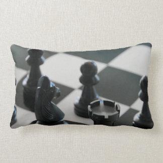 Chess Lumbar Pillow