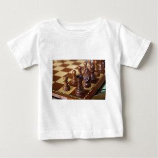 Chess Mahogany Baby T-Shirt