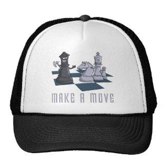 chess, make A move Trucker Hat