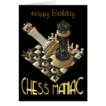 Chess Maniacs Cards