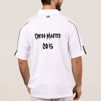 Chess Master 2015 Polo T-shirts