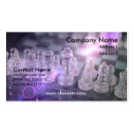 Chess Master Business Card