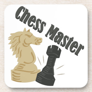 Chess Master Coaster