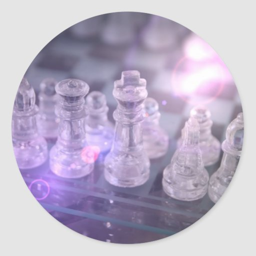 Chess Master Sticker