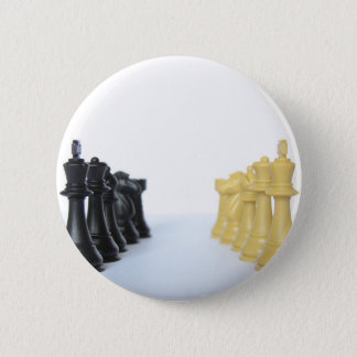 Chess Match Pinback Button