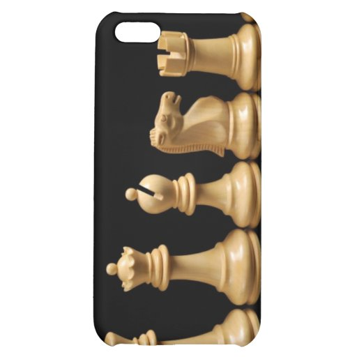 Chess Motif for iPhone Cover For iPhone 5C