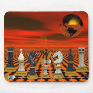 CHESS MOUSE PADS