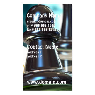 Chess Move Business Cards